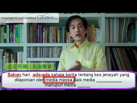 healthy lifestyle essay upsr bahasa