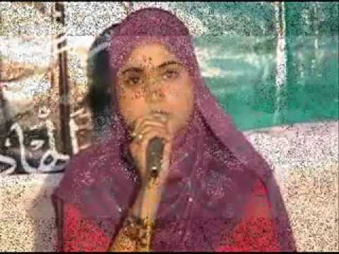 Naat Thandi Thandi Hawa Like Hooria Qtv By Aanisa Wajiha video