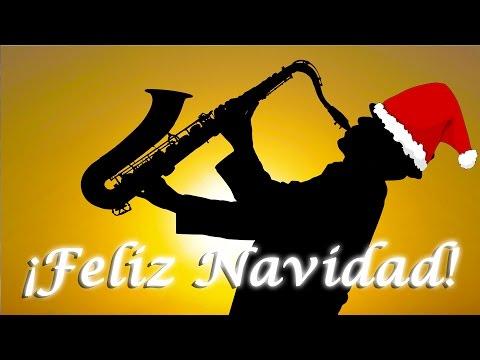 Música Navideña Jazz Instrumental ❄ Canciones y Villancicos de Navidad Jazz Instrumentales