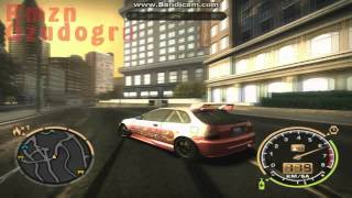 Need For Speed Most Wanted Drift Yapma