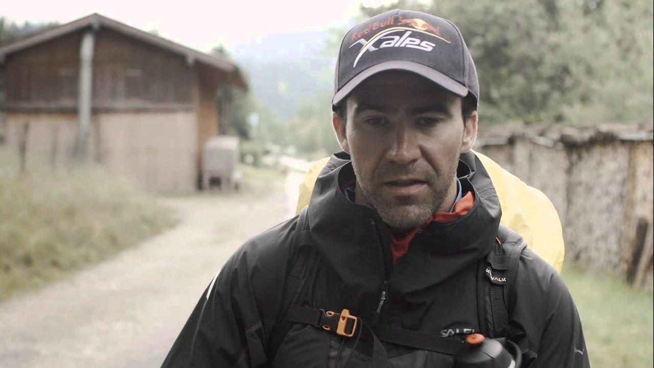 Piloto Red Bull 2015 Red Bull X-alps 2015 Ivan