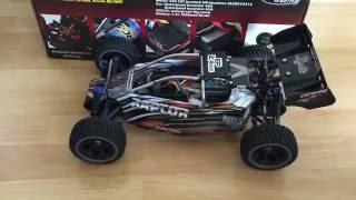 FS Racing 1/10 4WD Waterproof RC Car BAJA Buggy
