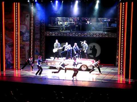 Grease is listed (or ranked) 3 on the list The Greatest Musicals That Started Off-Broadway