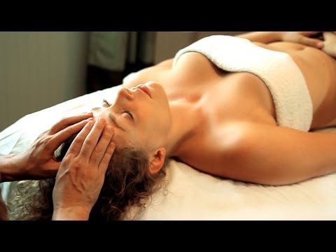 Head Massage Therapy How To Give Scalp Massage, HD Full Body Work Gregory Gorey Relaxing ASMR Music