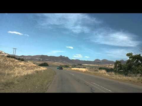 video-2010-10-30 rondreis door zuid afrika