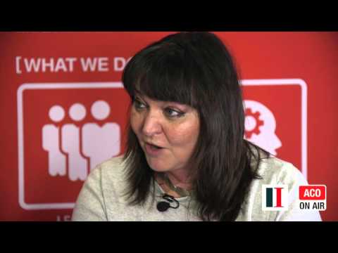 Highways UK 2015 - Interview with Dana Skelley, Transport for London