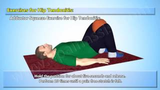 5 Best Exercises for Hip Tendonitis
