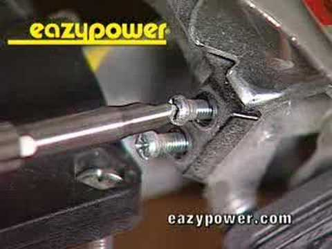 EAZYPOWER COOL TOOLS 1, screw removal,Flex A bit,Stayzon magnetizer visit www.eazypower.com.