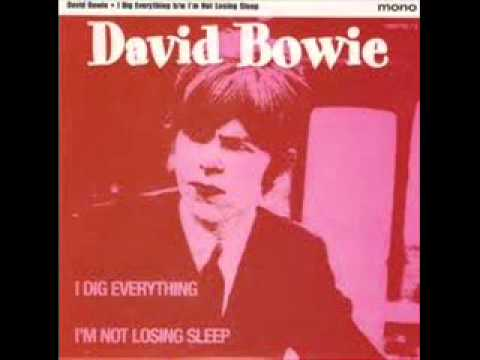 Bowie, David - I Dig Everything