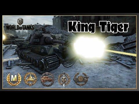 World of Tanks // King Tiger // Ace Tanker // Devastator // Xbox One