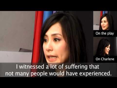 Gillian Chung (鍾欣桐) - On the sex photo scandal (藝人裸照事件)