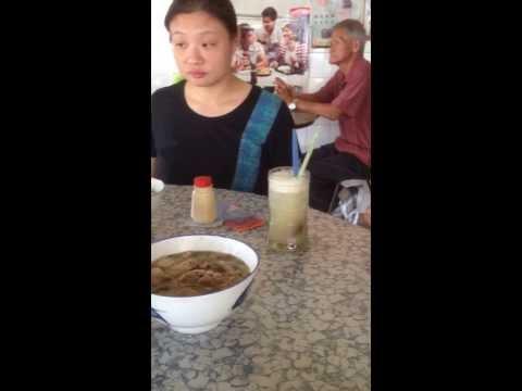 3 Penang Beef Koay Teow in Chulia Street  2