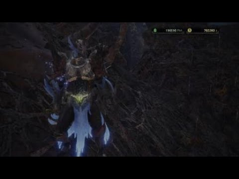 Monster Hunter World Alle Zutaten 7/10 Böses Fossil