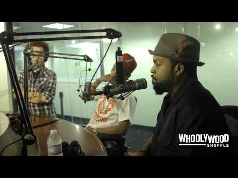 ICE CUBE vs DJ WHOO KID and T.I. on the WHOOLYWOOD SHUFFLE
