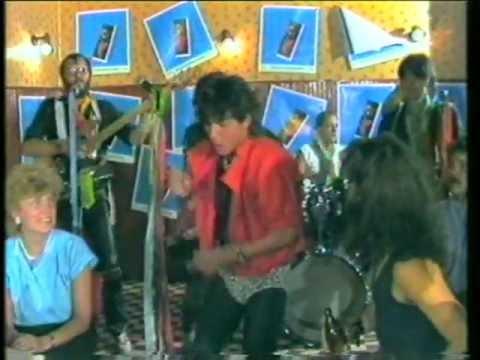 Vörös István - Tele Van A Város Szerelemmel (klip 1986)