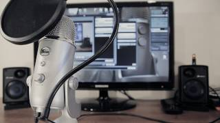 Blue Yeti Microphone Full Review & Sound Test 1080p HD