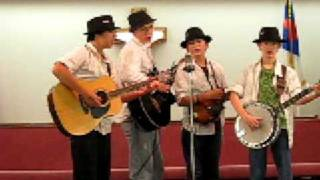 "Sherman Mountain Boys Singing ""I'm Using My Bible for a Road Map"""
