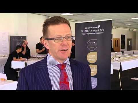 2014 Air New Zealand Wine Awards judging