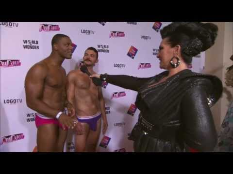 Michelle Visage On The Red Carpet At Rupaul S Drag Race