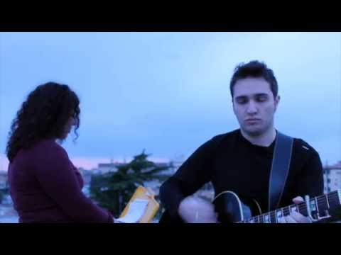 New year's day - U2 - Jean+Simone cover (live improvisation from the sky)