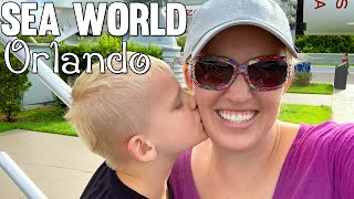 Michael Braves Theme Park WITHOUT DAD!!