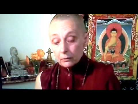 A Dharma Talk by Tenzin Palmo