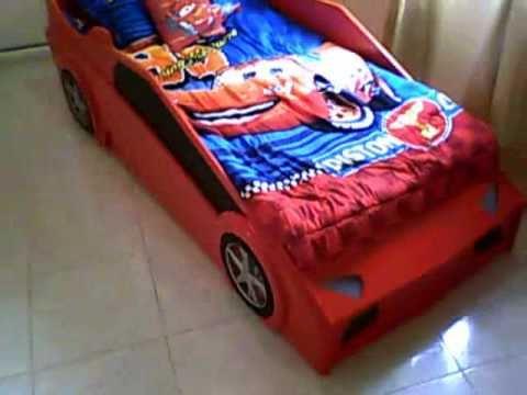 Cama coche alae y islam youtube - Coches cama para ninos ...