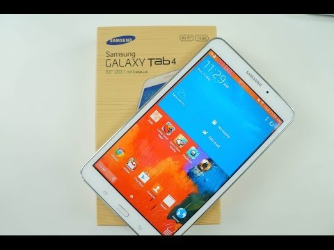 Samsung Galaxy Tab 4 8.0 FULL REVIEW