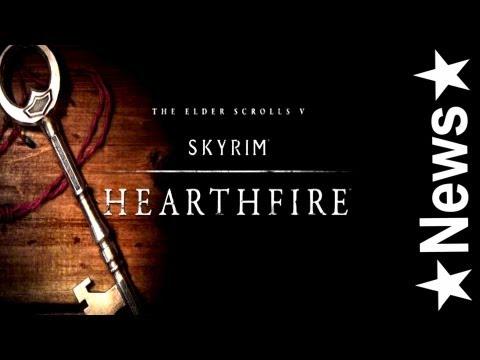 Skyrim - Hearthfire / Häuser bauen! ( Preview zum neuen DLC ) ★News★