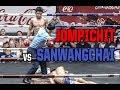 Muay Thai - Jompichit vs Sanwangchai (จอมพิชิต vs แสนวังชัย), Rajadamnern Stadium, Bangkok, 21.3.18.