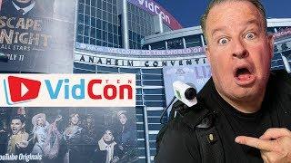 VidCon 2019 Live Stream Craziness