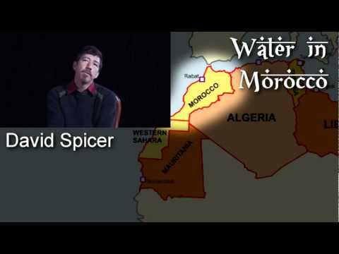 Water in Morocco