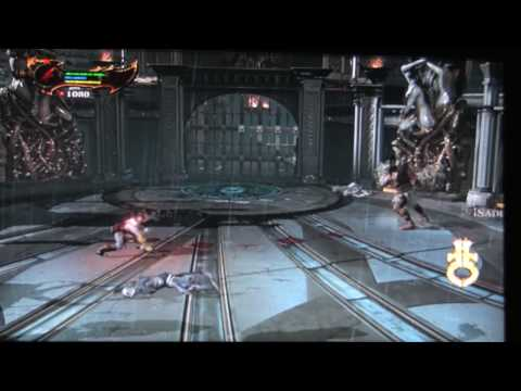 [ Game walkthrough ] God Of War 3 ESPAÑOL (HD) -23-