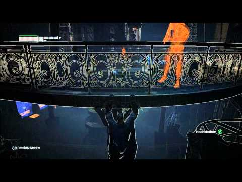 Lets Play Batman Arkham City German #33  Schwerer Stealthraum 1