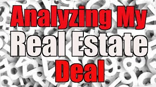 Never Believe A Realtor, Your Do The Math!