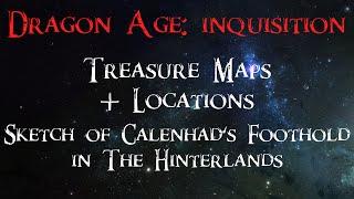 DA: Inquisition - Sketch of Calenhad