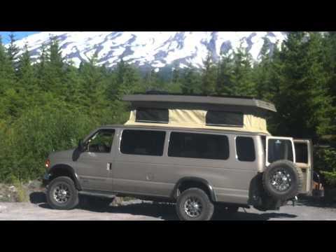 Solar Panel system for sportsmobile camper van
