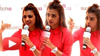 Radhika Apte Shuts Down A Reporter For Leaked Sex Scene Question | Parched
