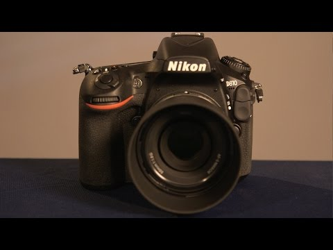 Nikon D810 : Product Overview : AdoramaTV