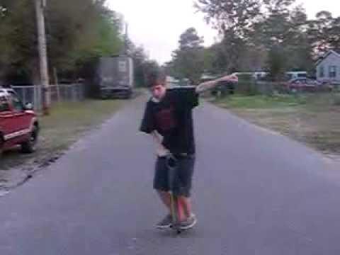 Mad Pogo Skills video