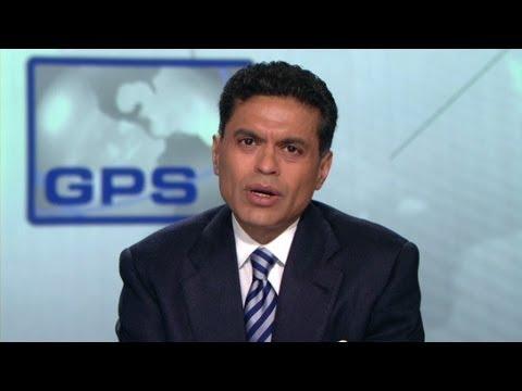 Fareed Zakaria GPS - Barak on