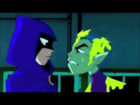 Teen Titans- Monster- Skillet video