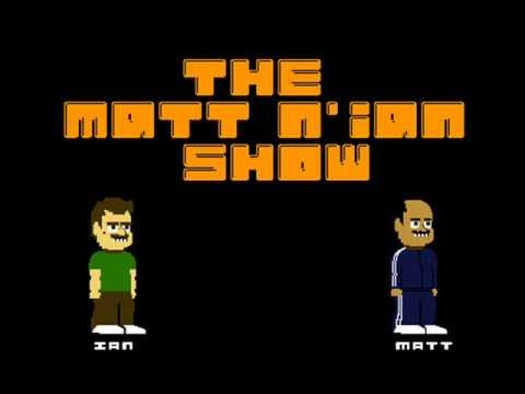 The Ian Goodman Show: Going To The Movies, 8- Bit Cartoon, Nintendo Sega video