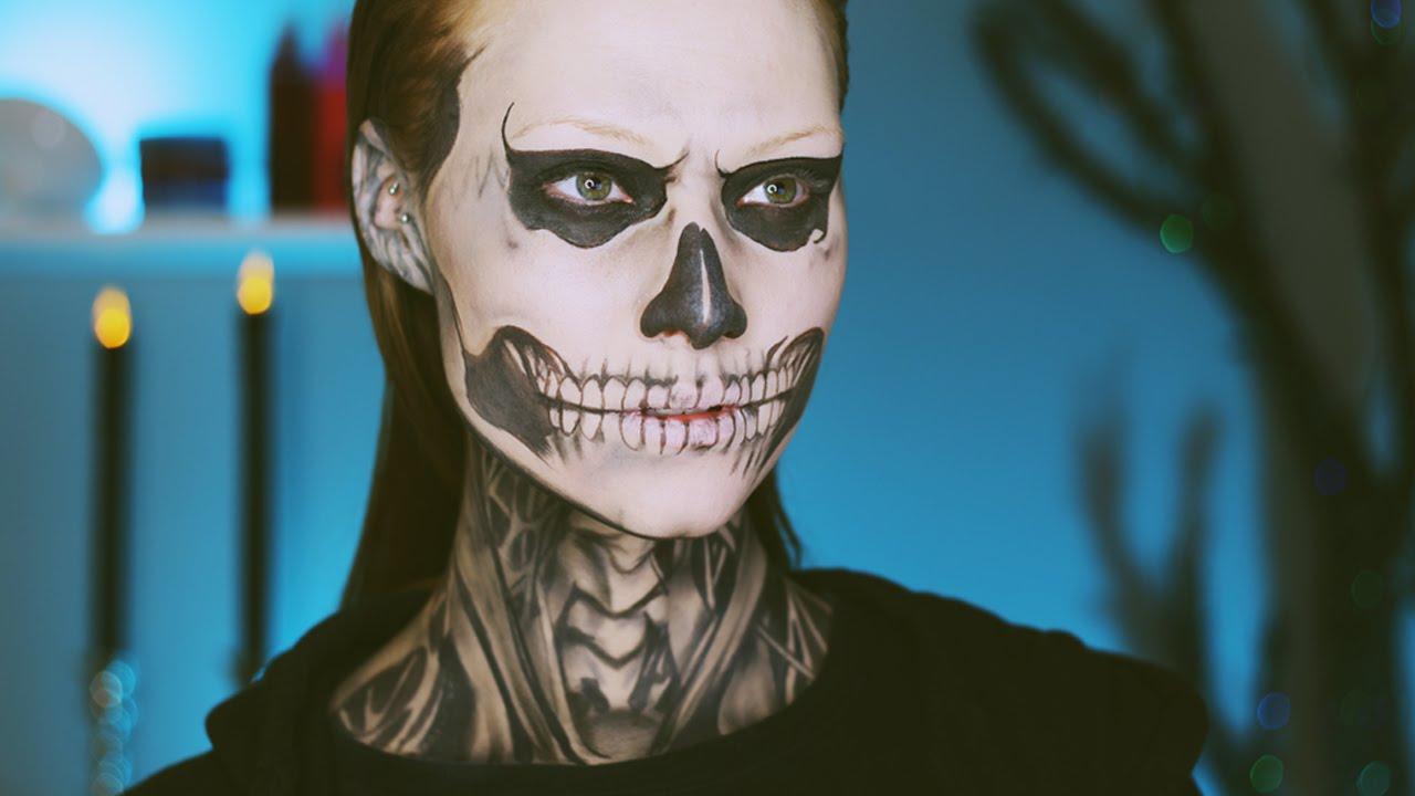 Ahs Tate Makeup/zombie Boy