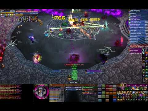 Guild Cuties Only Icecrown Citadel PTR 25 Normal Mode HQ Deathbringer Bloodqueen Lana'thel Fail