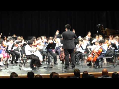 Plaza Vista School - Spring Concert 2013