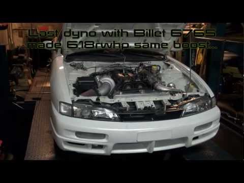 TRC 2JZ 240sx Dyno Billet 7175 757hp/638tq