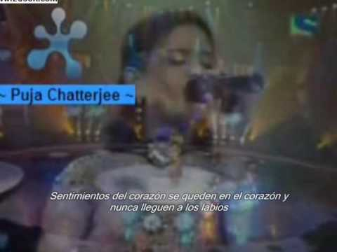 Puja Chatterjee - Tujhe Yaad Na Meri Aayee (Indian Idol Show...