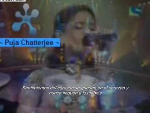 Puja Chatterjee - Tujhe Yaad Na Meri Aayee (Indian Idol Show...