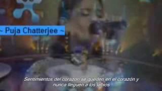 Puja Chatterjee - Tujhe Yaad Na Meri Aayee (Indian Idol Show)